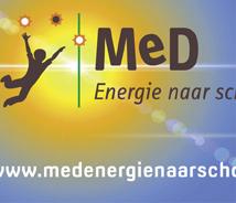 MeD Energie naar school