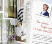 De Leeuwensteinhof brochure