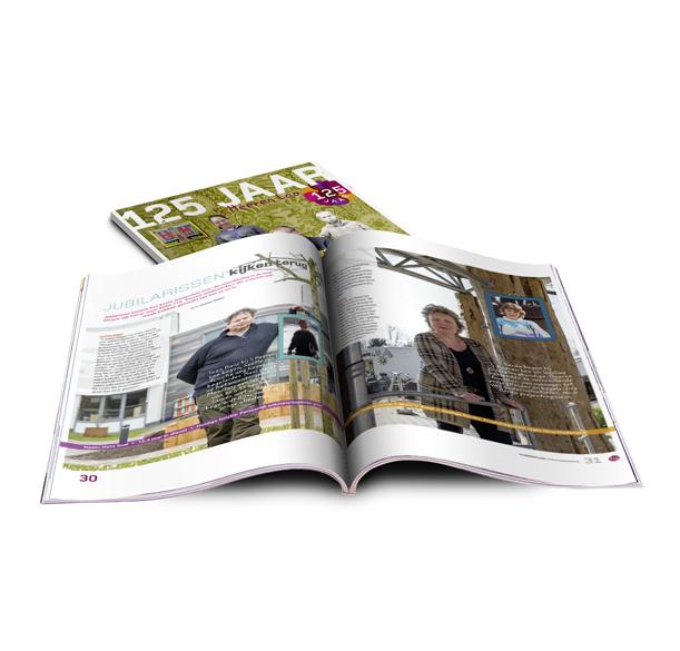 's Heeren Loo jubileummagazine