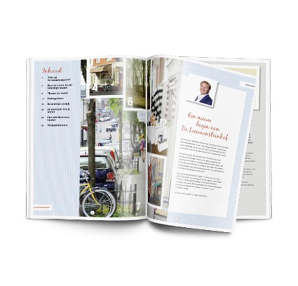 Leeuwensteinhof brochure